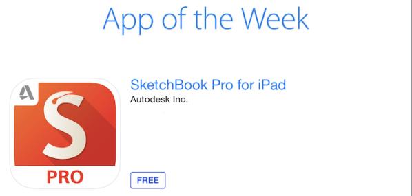 Sketchbook Pro za darmo przez tydzień