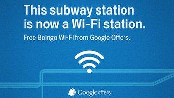 Wi-Fi w metrze