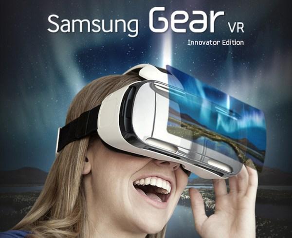 Co potrafi Samsung Gear VR – infografika