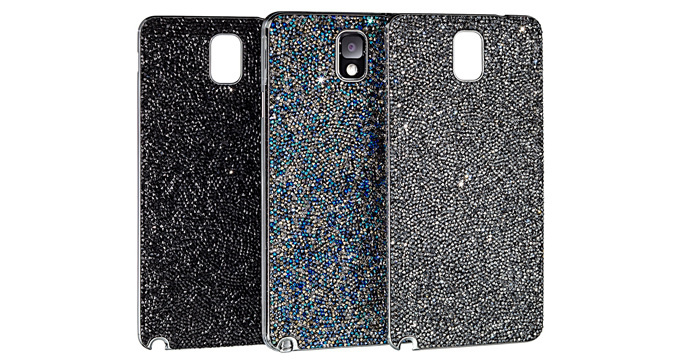 Samsung Galaxy Note 3 Swarovski covers