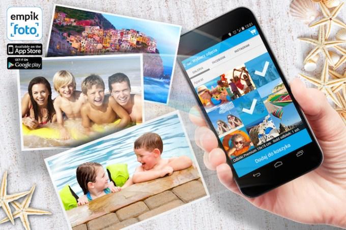 Aplikacja mobilna EmpikFoto