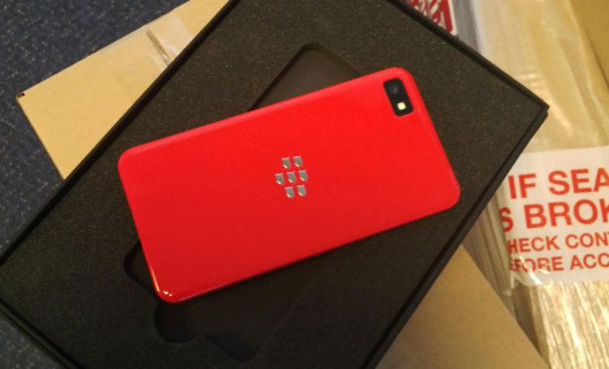 BlackBerry Z10 Developer's Edition