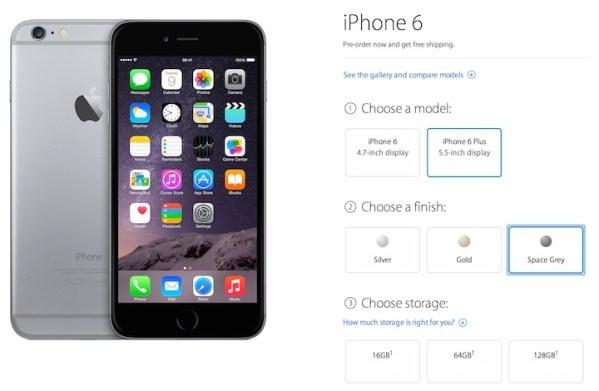Ile będzie kosztował iPhone 6 i iPhone 6 Plus w Polsce?