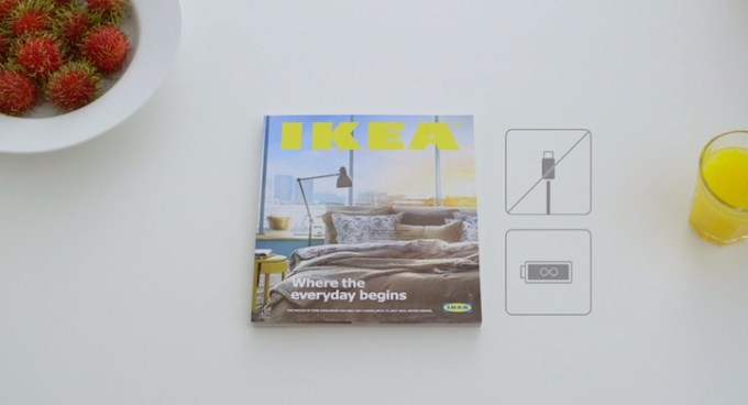 Ikea parodiuje styl Apple'a w swojej najnowszej reklamie