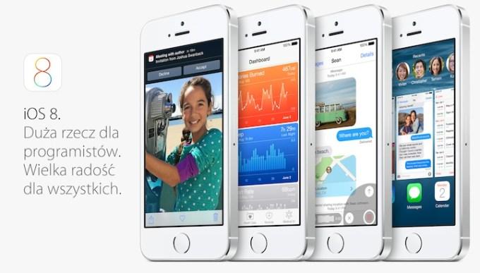 Czy instalować iOS-a 8?