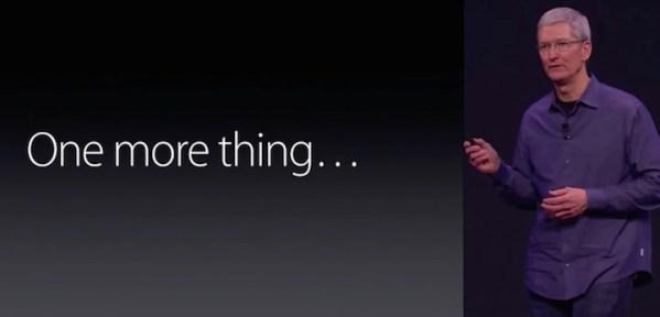 Wrześniowa konferencja Apple'a w 90 s