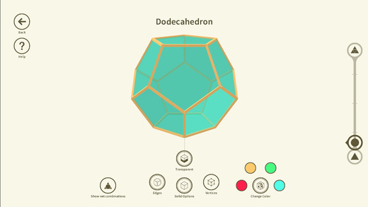 Aplikacja Shapes