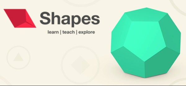 Shapes – 3D Geometry Learning