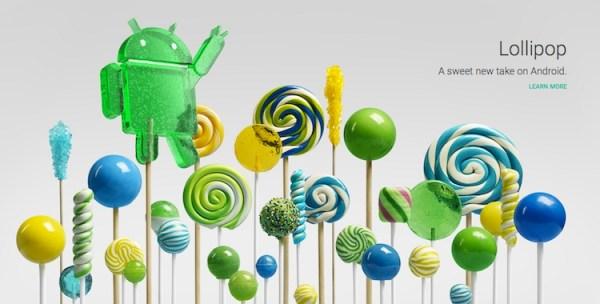 Oficjalnie: Android Lollipop, Nexus 6, Nexus 9, Nexus Player