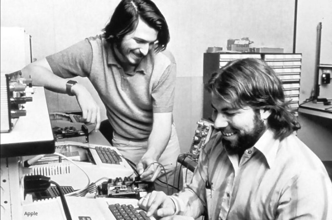 Steve Jobs i Steve Wozniak