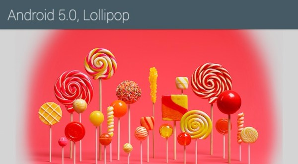 Google potwierdza datę wydania Androida 5.0 Lollipop