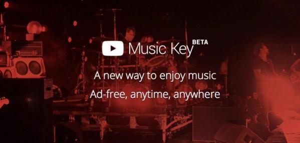 Subskrybenci Google Muzyka będą mieli dostęp do YouTube Music Key