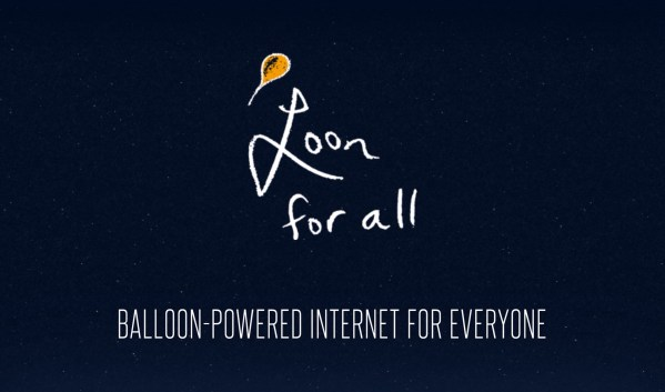 Project Loon – internet z nieba od Google'a