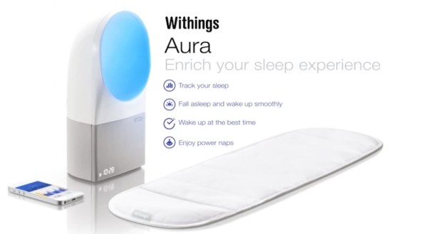 Withings Aura – inteligentny system wspomagania snu