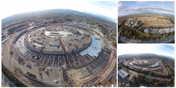 Apple Campus 2 nowe zdjęcia