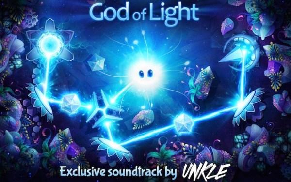 God of Light – logiczna gra z muzyką UNKLE