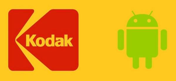 Kodak pokaże na targach CES 2015 urządzenie z Androidem