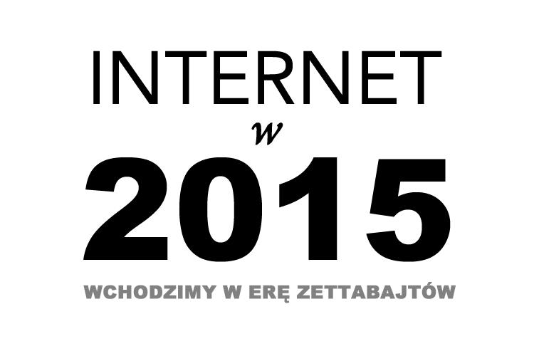 Internet w 2015 r.
