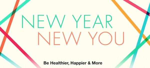 Nowy Rok, Nowy Ty – aplikacje na dobry początek roku
