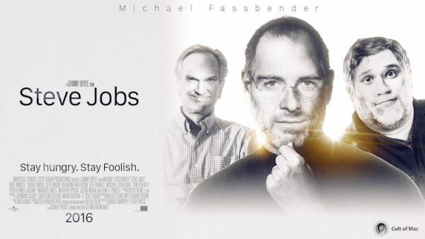 Obsada filmu Steve Jobs (2016)