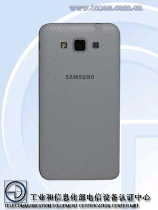 Samsung Galaxy Grand 3 tył
