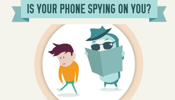 Czy Twój smartfon Cię szpieguje?