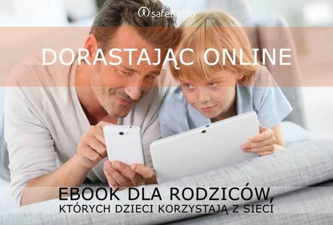 E-book dla rodziców: Dorastając online