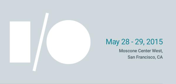 Google I/O 2015 odbędzie się 28-29 maja w San Francisco