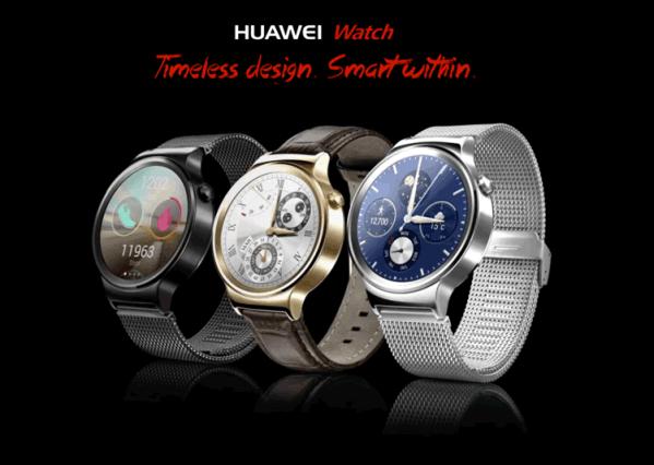 Huawei Watch i smartwatchowy wyścig się zaczął