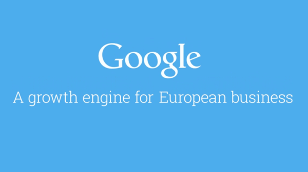 Firmy w Europie rozwijają się dzięki Google