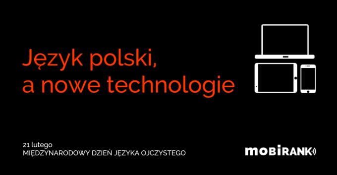 Język polski, a nowe technologie