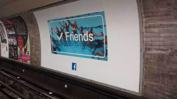 Pierwsze reklamy telewizyjne Facebooka