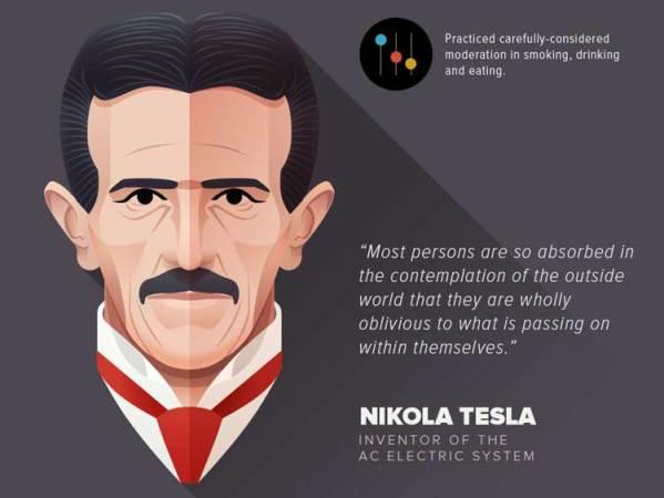 Ekscentryczne zachowania ludzi świata technologii