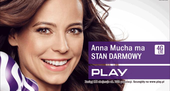 Nowa twarz kampanii Stan darmowy w Play