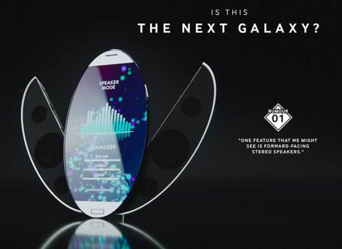 Samsung Galaxy S6 - oficjalna plotka 1