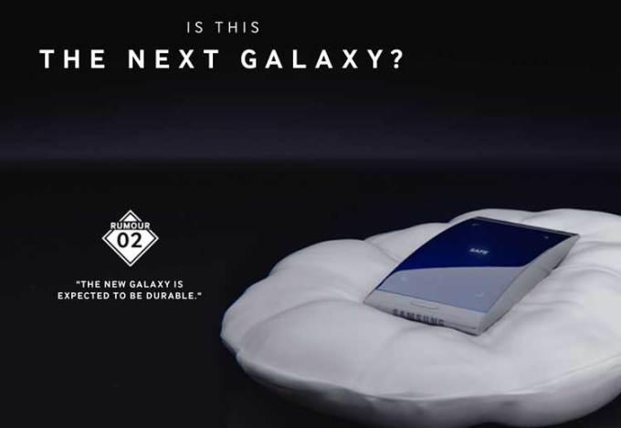 Samsung Galaxy S6 - oficjalna plotka 2