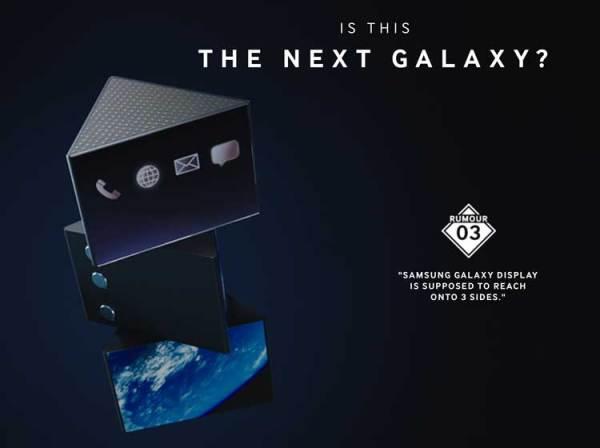 3 oficjalne plotki o Samsungu Galaxy S6…