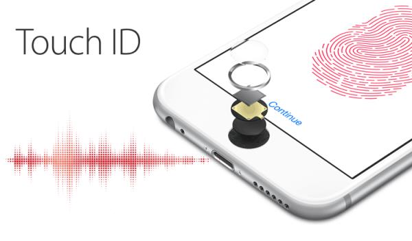 Touch ID w iPhone'ie 6 i 6 Plus wydaje dźwięki
