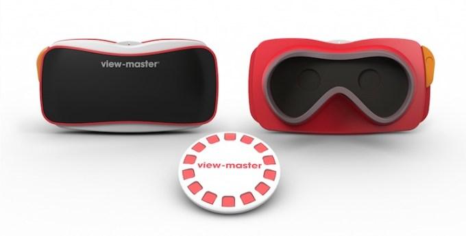 View-Master - nowa zabawka od Mattel i Google