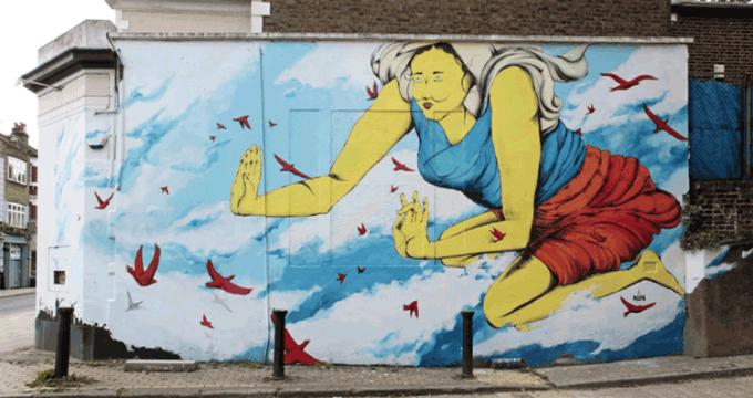 Google Street Art - RUN/Dulwich Outdoor Gallery, Google Art Project]