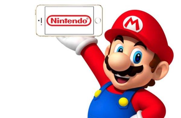 Gry Nintendo na smartfony