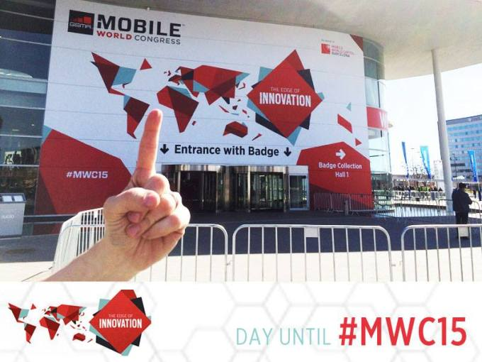 MWC 2015 - Barcelona 2-5 marca 2015