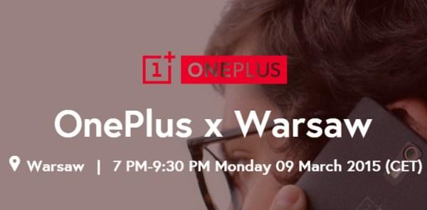 OnePlus także w Polsce