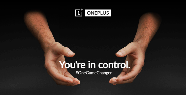 OnePlus - You're in control.