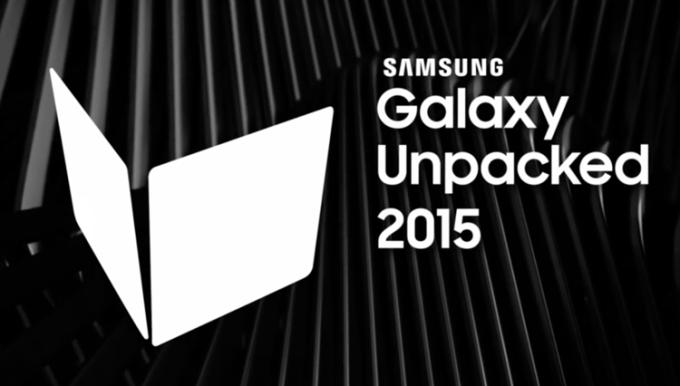 Samsung Galaxy Unpacked 2015 online