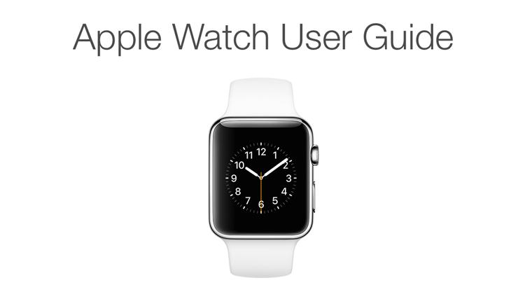 Podręcznik użytkownika zegarka Apple Watch - User Guide