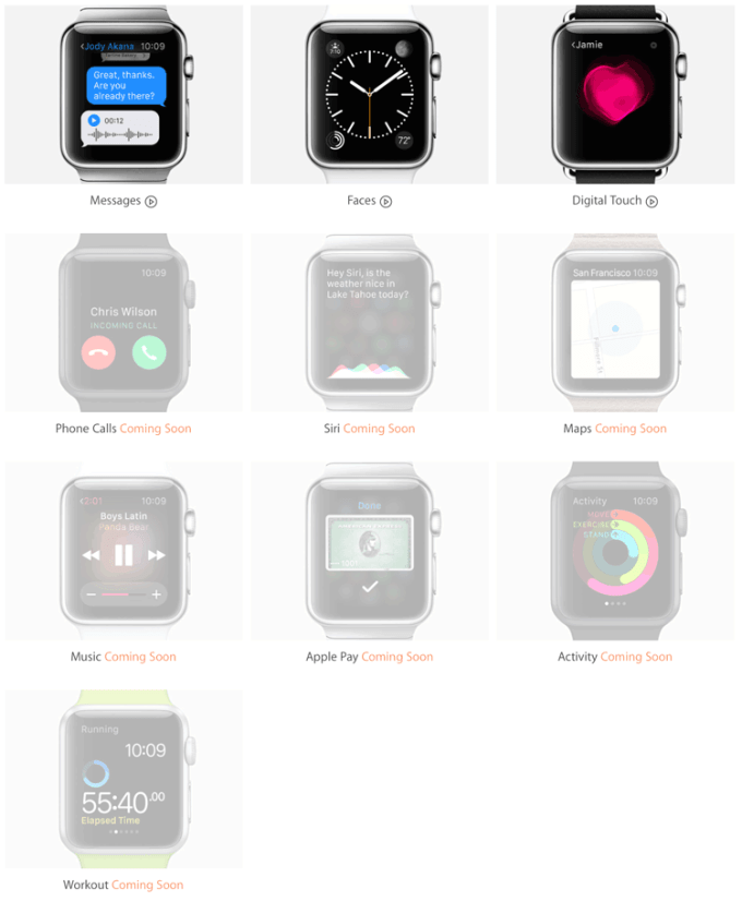 Wideoprzewodniki jak korzystać z Apple Watcha