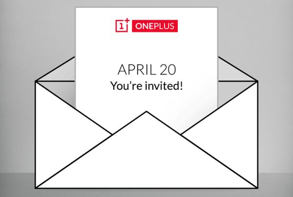 OnePlus pokaże coś 20 kwietnia…