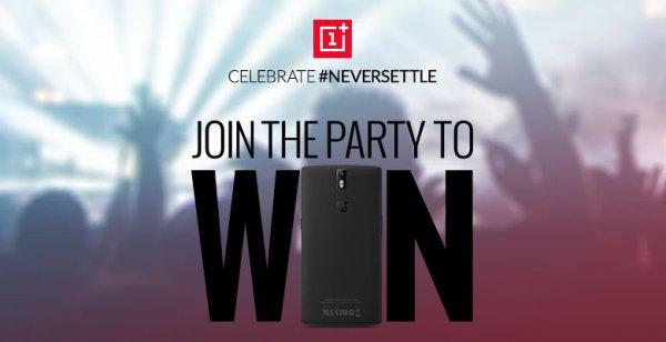 Weź udział w jubileuszowym konkursie OnePlus
