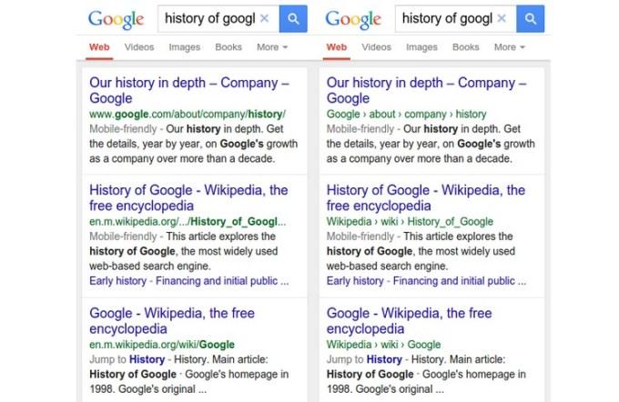 Lepsza prezentacja mobilnych wyników wyszukiwania Google